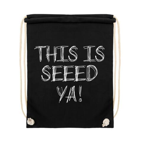 √Scribble von Seeed - Gym Bag jetzt im Bravado Shop