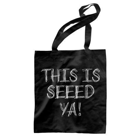 √Scribble von Seeed - Record Bag jetzt im Bravado Shop