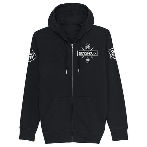 √25 Years - Today Tomorrow Forever von Rock im Park Festival - Hooded jacket jetzt im Bravado Shop