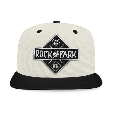 √25 Years Badge von Rock im Park Festival - Cap jetzt im Bravado Shop