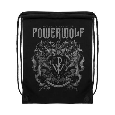 √Powerwolf Crest von Powerwolf - Gym Bag jetzt im Bravado Shop