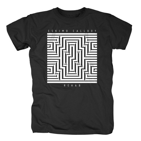 √Rehab Hypno von Eskimo Callboy - t-Shirt jetzt im Bravado Shop