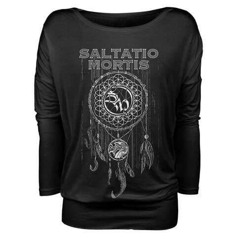 √Dreamcatcher von Saltatio Mortis - Girlie long-sleeve jetzt im Bravado Shop