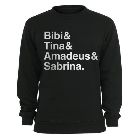 √B&T Unisex Organic Sweater von Bibi & Tina - Sweater jetzt im Bravado Shop