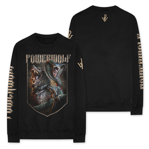 √Kiss Of The Cobra King von Powerwolf - Long-sleeve jetzt im Bravado Shop