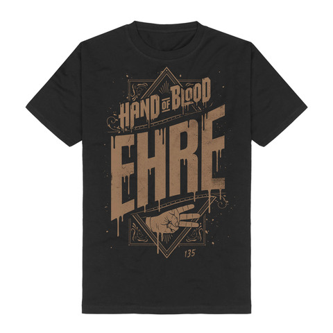 Ehre von HandOfBlood - T-Shirt jetzt im Bravado Shop