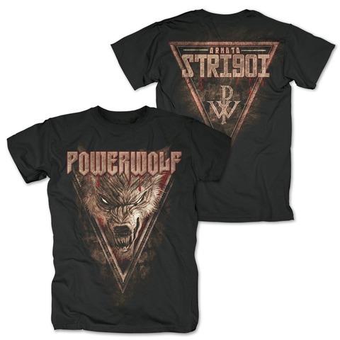 √Armata Strigoi von Powerwolf - T-Shirt jetzt im Bravado Shop