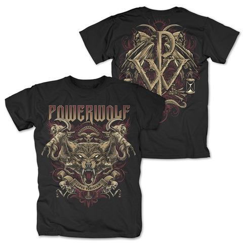 √Lupus Vobiscum von Powerwolf - T-Shirt jetzt im Bravado Shop