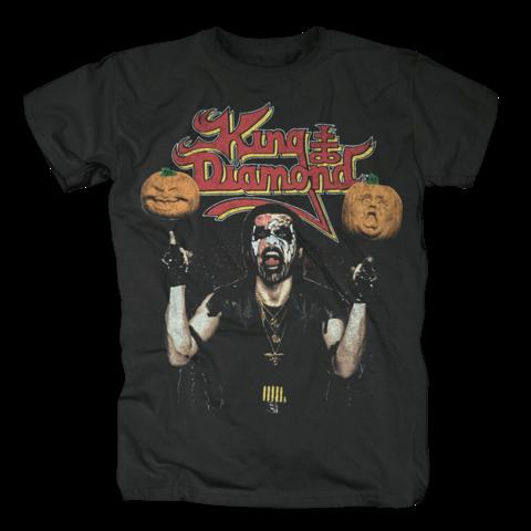 √Halloween 1989 von King Diamond - T-Shirt jetzt im Bravado Shop