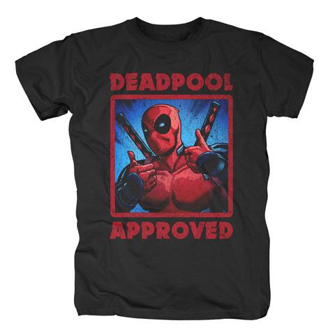 √Approved von Deadpool - T-Shirt jetzt im Bravado Shop