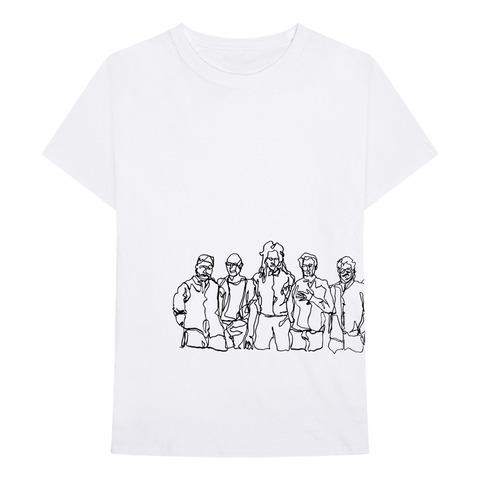 √Band Scribble von Seeed - T-Shirt jetzt im Bravado Shop