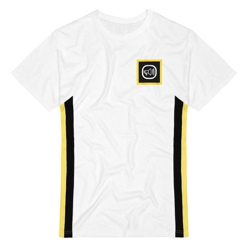 √Side Stripe Logo von Scooter - T-Shirt jetzt im Bravado Shop