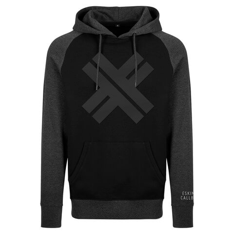 √Rubber X von Eskimo Callboy - Kapuzenpullover 2-Tone jetzt im Bravado Shop