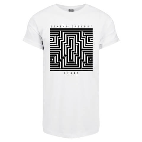 √Rehab Hypno von Eskimo Callboy - T-Shirt (Long Shape) jetzt im Bravado Shop