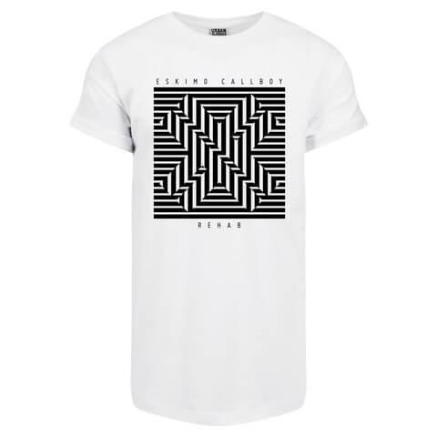 Rehab Hypno von Eskimo Callboy - T-Shirt (Long Shape) jetzt im Bravado Shop