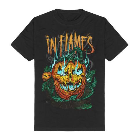 √Hell Pumpkin von In Flames - T-Shirt jetzt im Bravado Shop