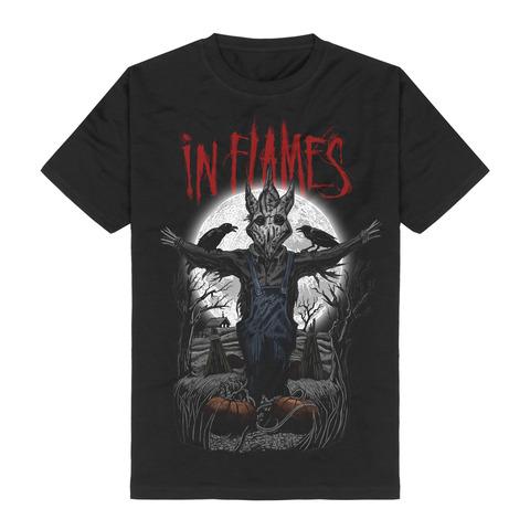√Scarecrow von In Flames - T-Shirt jetzt im Bravado Shop