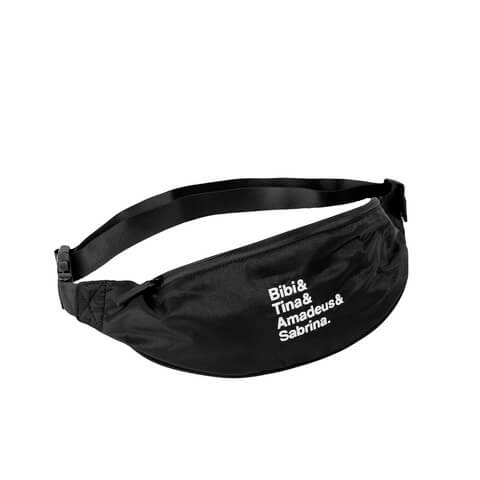 √Hip Bag / Gürteltasche von Bibi & Tina - Hip bag jetzt im Bravado Shop