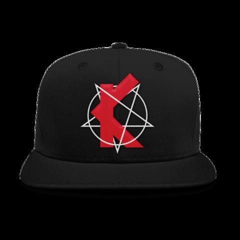 √K-Line Pentagram von Kreator - Cap jetzt im Bravado Shop