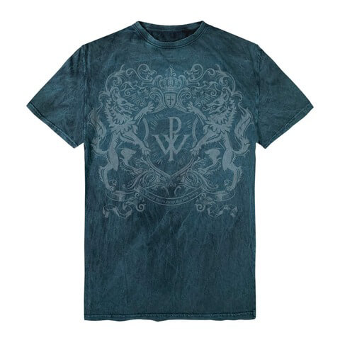 √Vintage Crest von Powerwolf - T-Shirt jetzt im Bravado Shop