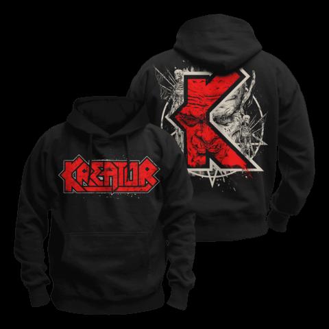 √K-Line Pentagram Demon von Kreator - Hood sweater jetzt im Bravado Shop