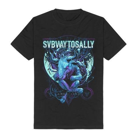 √The Frozen Bull von Subway To Sally - T-Shirt jetzt im Bravado Shop