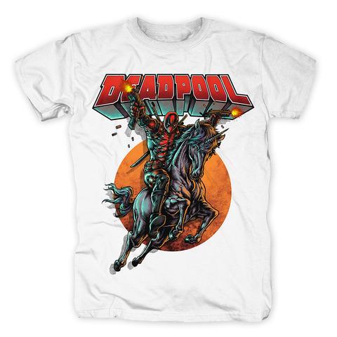 Riding High von Deadpool - T-Shirt jetzt im Bravado Shop