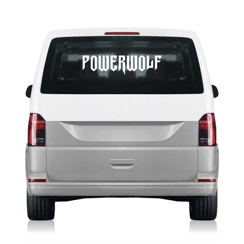 √Powerwolf Rear Window Sticker von Powerwolf - Sticker jetzt im Bravado Shop