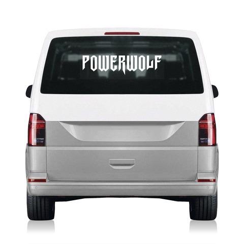 Powerwolf Rear Window Sticker von Powerwolf - Aufkleber jetzt im Bravado Store