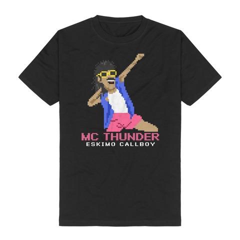 √MC Thunder von Eskimo Callboy - t-Shirt jetzt im Bravado Shop