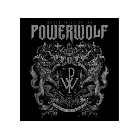 √Powerwolf Crest Sticker von Powerwolf - Sticker jetzt im Bravado Shop