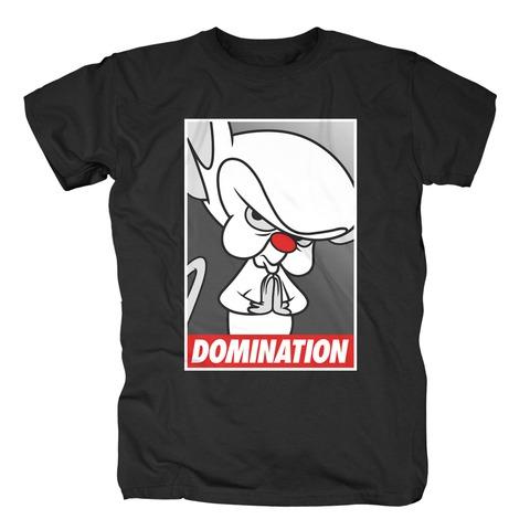 √Domination von Animaniacs - t-shirt jetzt im Bravado Shop