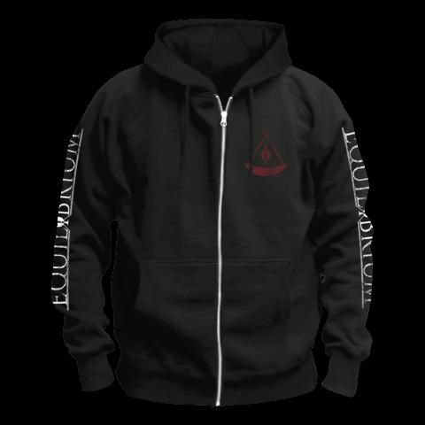 √SKULL von Equilibrium - Hooded jacket jetzt im Bravado Shop