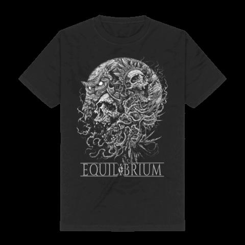 √Owl von Equilibrium - T-Shirt jetzt im Bravado Shop