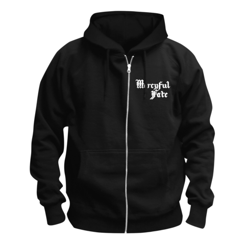 √Dont Break The Oath von Mercyful Fate - Hooded jacket jetzt im Bravado Shop