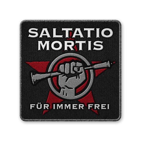 √Für immer frei von Saltatio Mortis - Patch jetzt im Bravado Shop