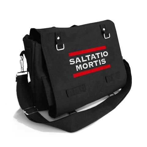 √Red Stripes von Saltatio Mortis - Army Tasche jetzt im Bravado Shop