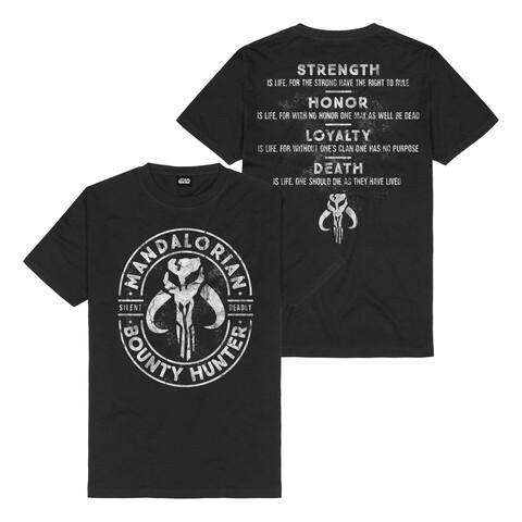 Code of Honor von Star Wars - T-Shirt jetzt im Bravado Shop