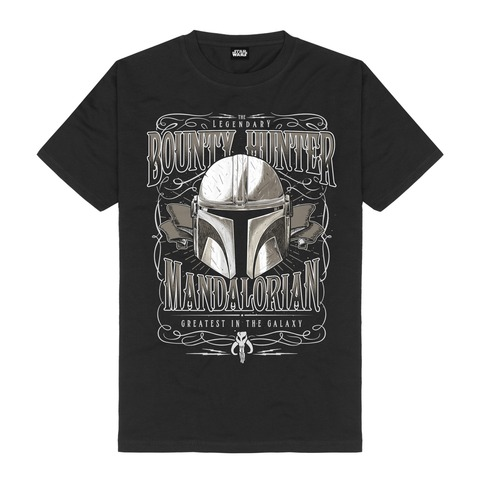 √Greatest in the Galaxy von Star Wars - T-Shirt jetzt im Bravado Shop