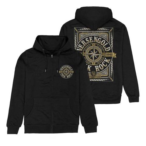 √Ein Leben lang von Versengold - Hooded jacket jetzt im Bravado Shop