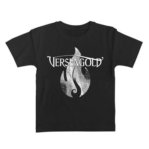 √Nordlicht Logo von Versengold - Children's shirt jetzt im Bravado Shop