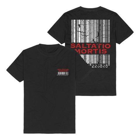 √Barcode von Saltatio Mortis - t-shirt jetzt im Bravado Shop
