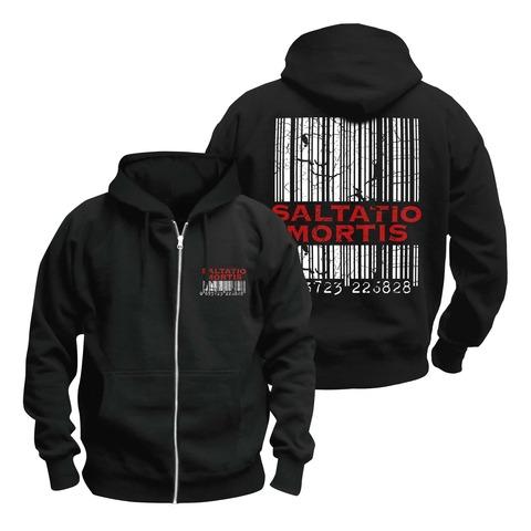 √Barcode von Saltatio Mortis - Hooded jacket jetzt im Bravado Shop