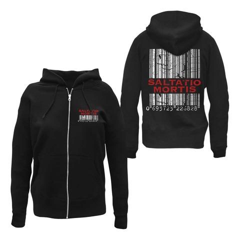 √Barcode von Saltatio Mortis - Girlie hooded jacket jetzt im Bravado Shop