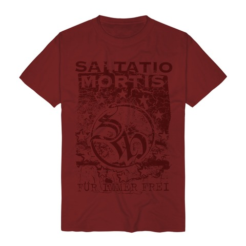 √Freies Europa von Saltatio Mortis - t-shirt jetzt im Bravado Shop