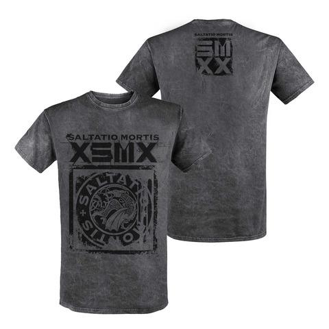√XSMX Drache von Saltatio Mortis - t-shirt jetzt im Bravado Shop