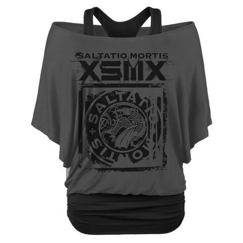 XSMX Drache von Saltatio Mortis - Girlie Shirt jetzt im Bravado Shop