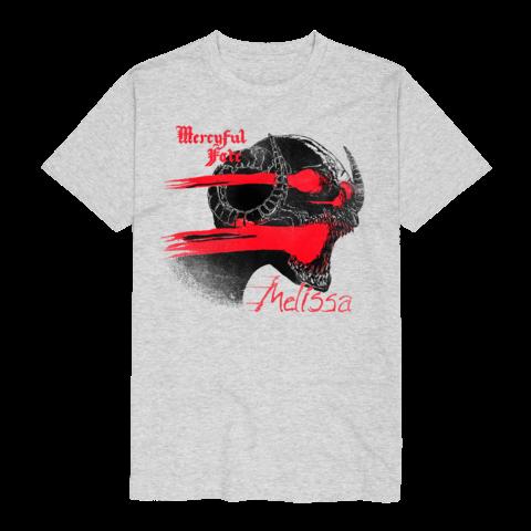 √Melissa Re-Design von Mercyful Fate - T-Shirt jetzt im Bravado Shop
