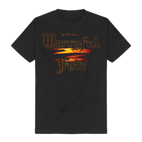 √Into The Unknown von Mercyful Fate - T-Shirt jetzt im Bravado Shop