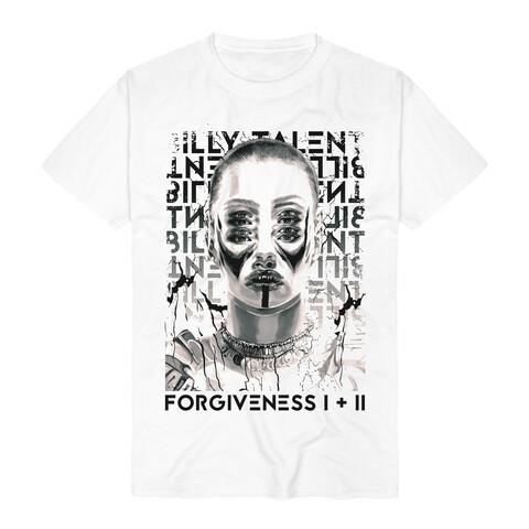 √Forgiveness Splatter von Billy Talent - T-Shirt jetzt im Bravado Shop